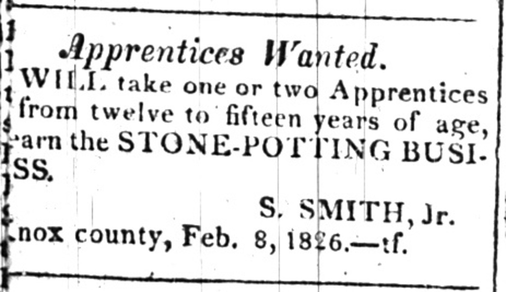 The Knoxville Enquirer, February 22, 1826