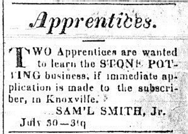 The Knoxville Intelligencer, July 30, 1822