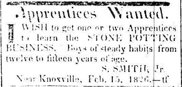 The Knoxville Register, February 15, 1826